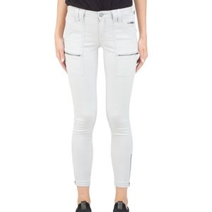 Joie | Park Twill Skinny Pant in Soft Cement